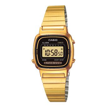 Montre Casio reference LA670WEGA-1EF pour Homme