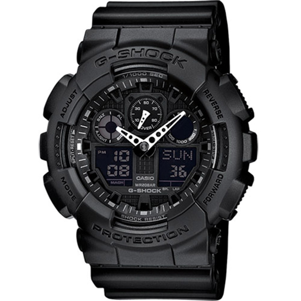 Montre G-Shock reference GA-100-1A1ER pour Homme