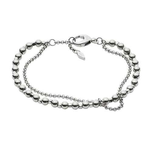 Bracelet Rigide Fossil JA6865040  en Acier