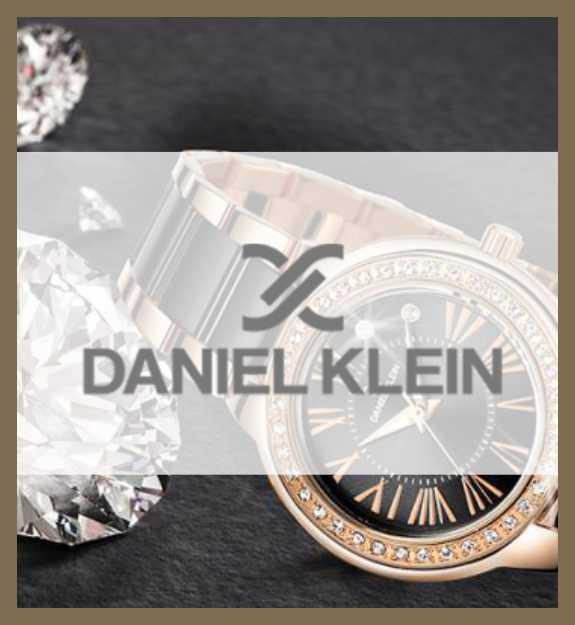 Montres Daniel Klein
