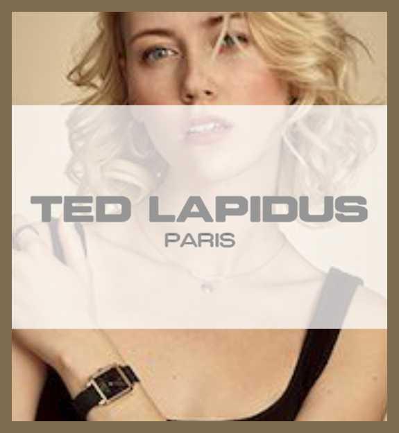 Montres Ted Lapidus