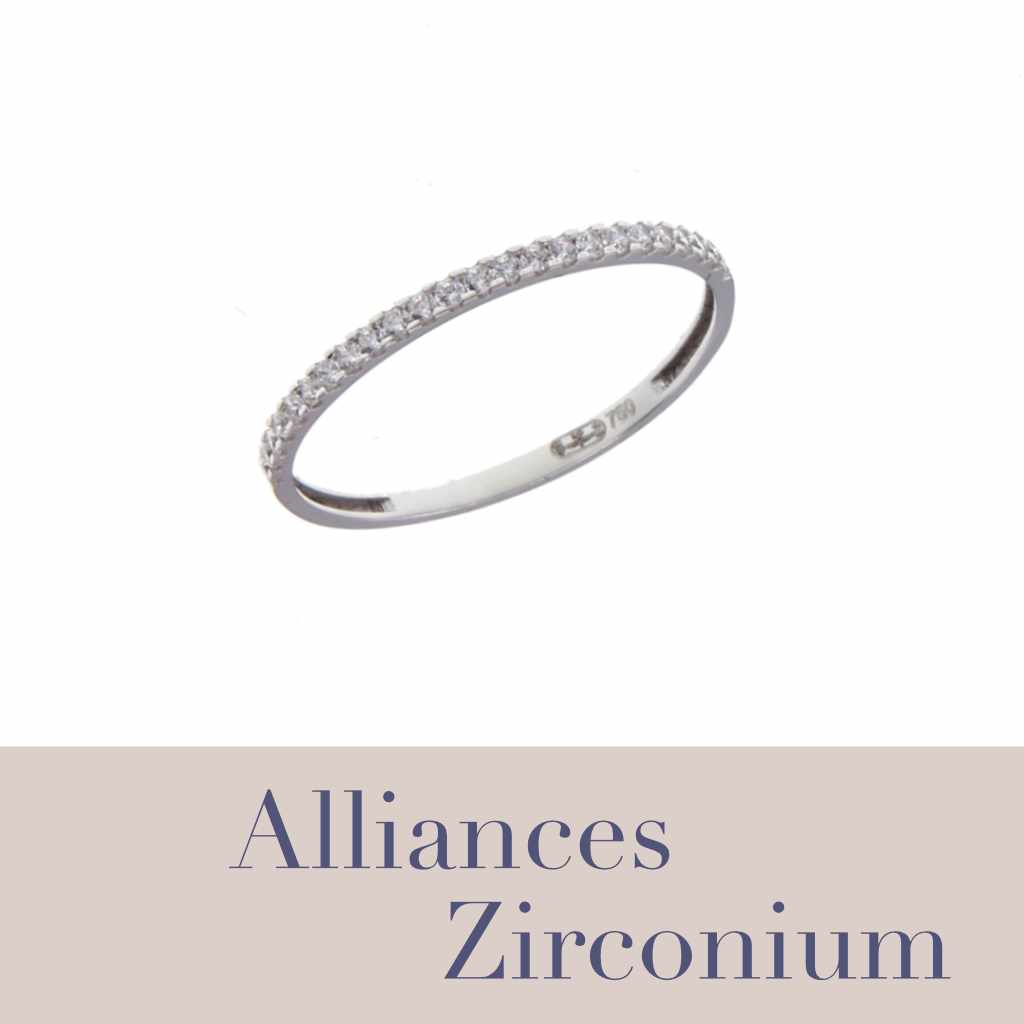 Alliances Or et Zirconium