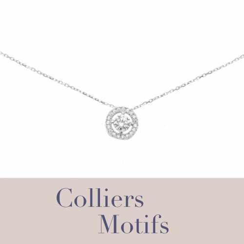 Colliers motifs