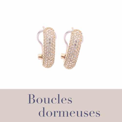 boucles Dormeuses