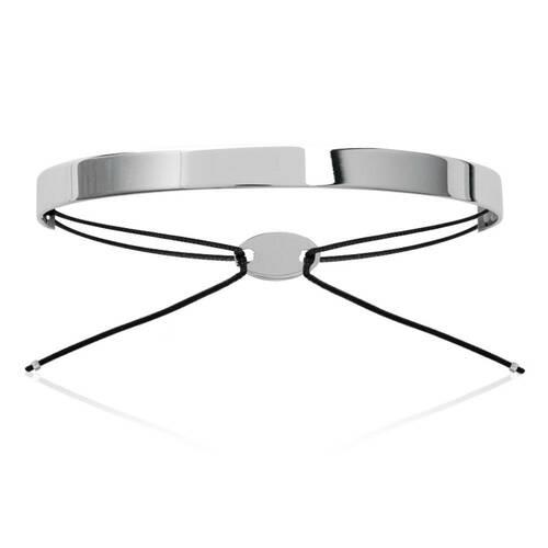 Bracelet Rigide lisse  en Argent 925 /1000