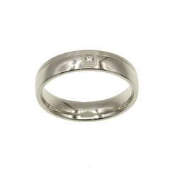 Diamant  en Argent 925 /1000